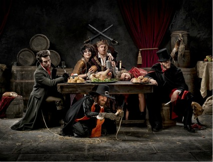 Halloween in London at London Dungeon