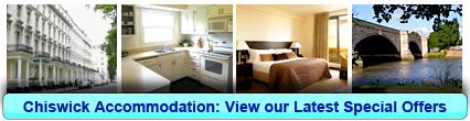 Accommodation in Chiswick, London