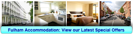 Accommodation in Fulham, London