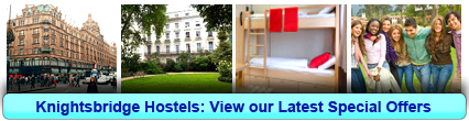 Hostels in Knightsbridge, London