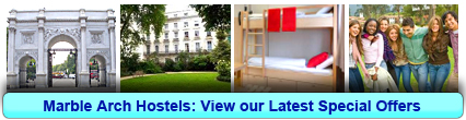 Hostels near Marble Arch, London