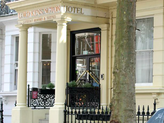 Rooms: Lord Kensington Hotel, London