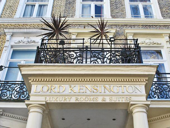 Lord Kensington Hotel is located close to Earls Court Exhibition Centre
