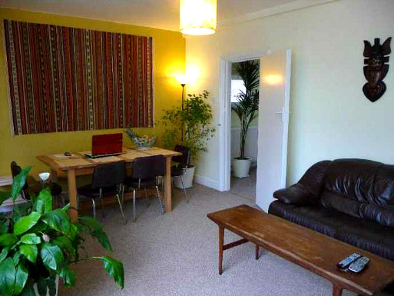 Common areas at Golders Green Rooms