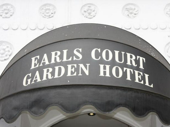 Earls Court Garden Hostel is located close to Earls Court Exhibition Centre