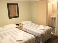 A room at Central Hotel London