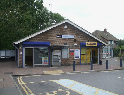 Barnehurst Train Station, London