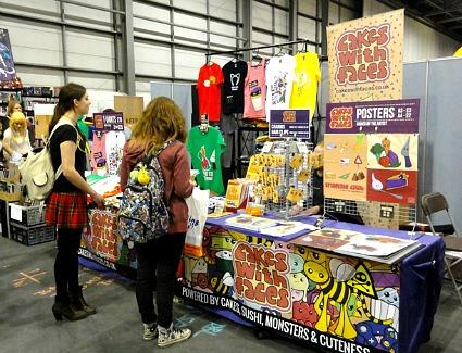 MCM Expo London Comic Con