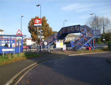Northolt Park Train Station Address Stroud Gate London