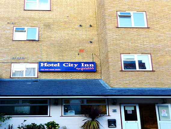 City Inn Express is situated in a prime location in Hackney close to Victoria Park