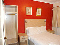 One of the newly refurbished double room at City Inn Express