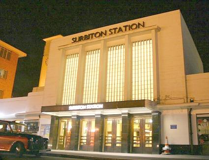 Surbiton Train Station Address