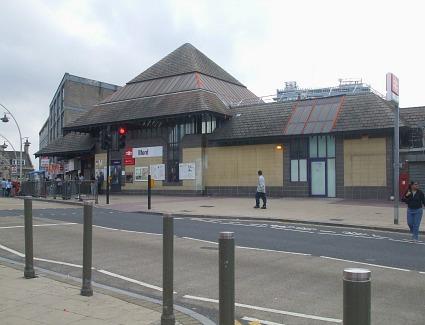 Ilford Train Station Address
