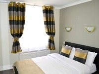 A typical double room at Craven Gardens Hotel