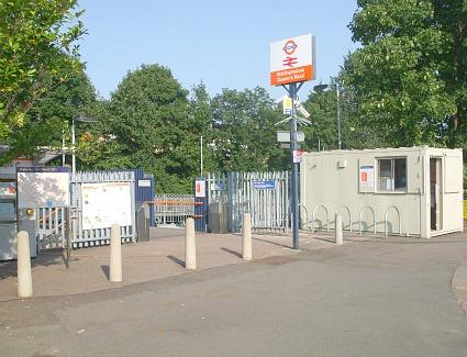 Walthamstow Queens Road Train Station Address Edinburgh London