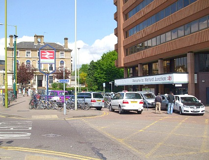 Hotels Near Watford Junction Train Station