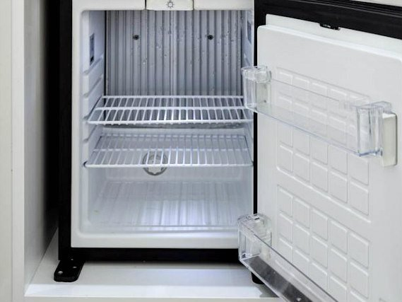 Fridge facilities available