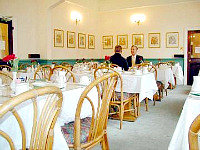 The Royal Norfolk Hotel restaurant is great for breakfast and dinner