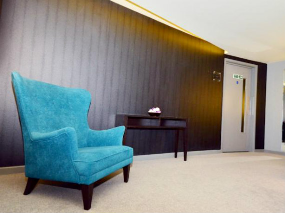 Relax in the lounge at So Park Battersea