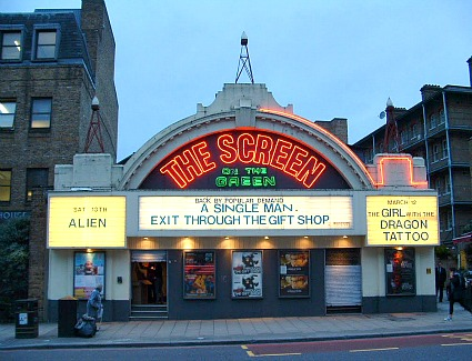 Screen On The Green, London