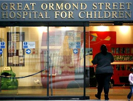 Great Ormond Street Hospital, London