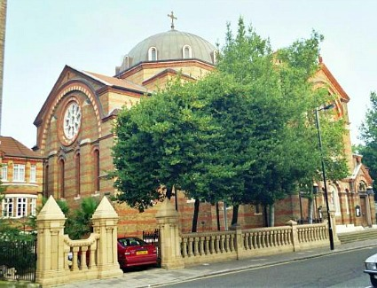 Greek Orthodox Cathedral of St Sophia, London