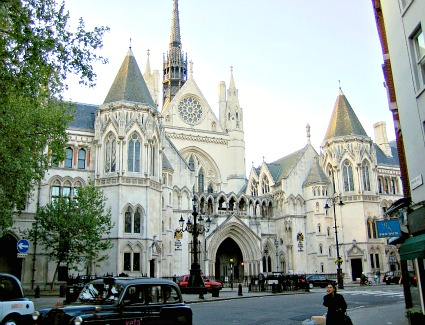 Hotels Near Royal Courts Of Justice London