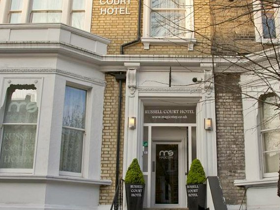 The staff are looking forward to welcoming you to Russell Court Hotel London