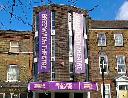 The Greenwich Theatre, London