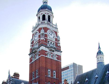 Croydon Clocktower, London