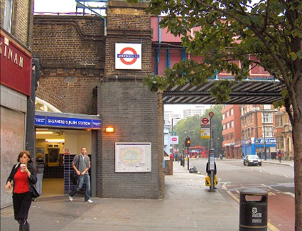 Hotels Near Shepherds Bush Tube Station
