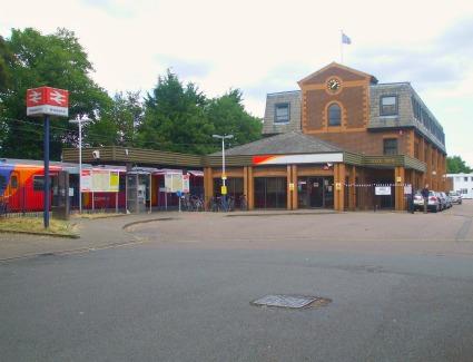 Shepperton Train Station Address