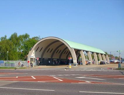 Hotels Near Newbury Park Tube Station