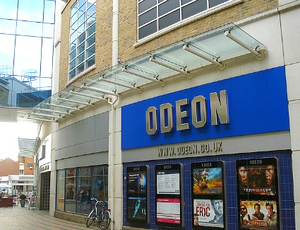 Odeon Cinema, London