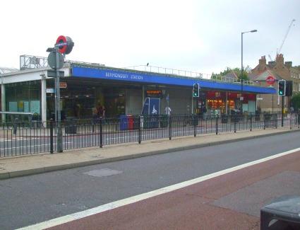 Bermondsey Station Address