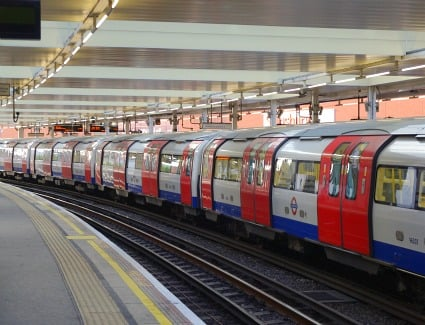 Finchley Road Tube Station, London