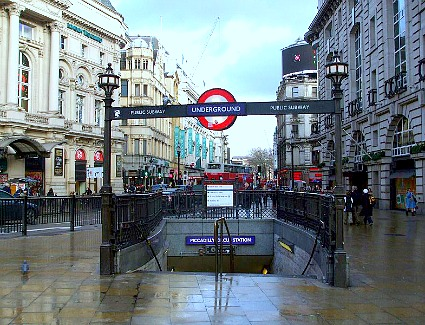 Cheap Hotels Near Piccadilly Circus Tube Station London