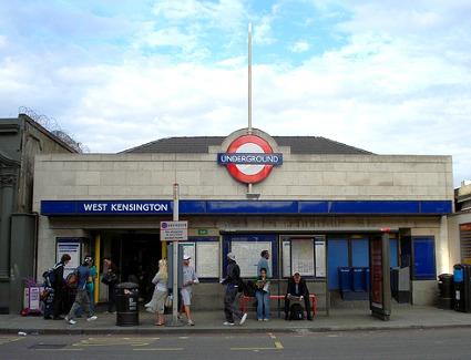 West Kensington Station Address