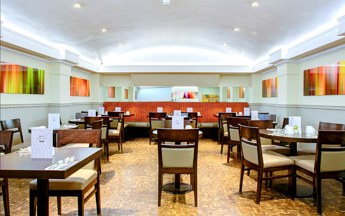 Relax and enjoy your meal in the Dining room at Best Western Mornington