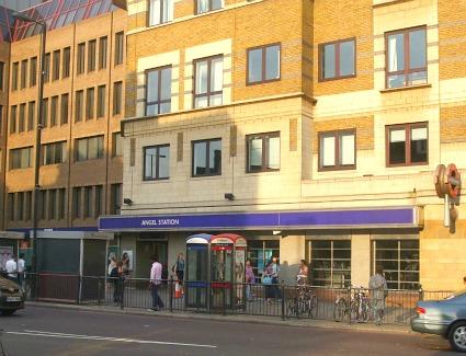 Cheap Hotels Near Angel London