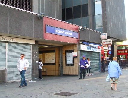 Hotels Near Archway Tube Station London