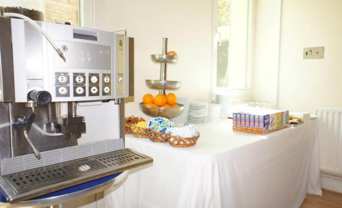Get your day off to a great start with a continental breakfast at Belgrave Hotel London