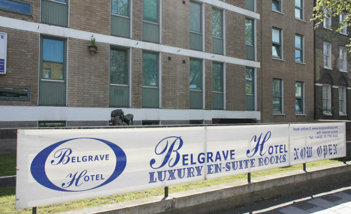 Belgrave Hotel London is situated in a prime location in Oval close to Oval House Theatre