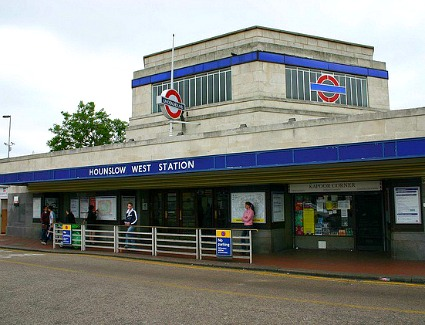 Hounslow West Station Address