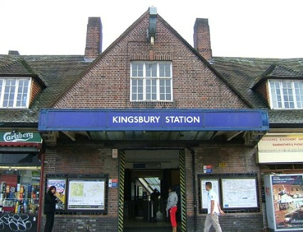 Kingsbury Station Address