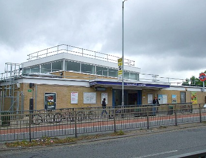 Northolt Station London