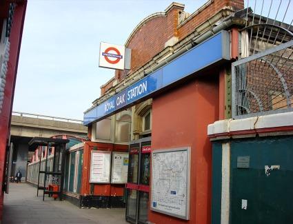 Royal Oak Station Address