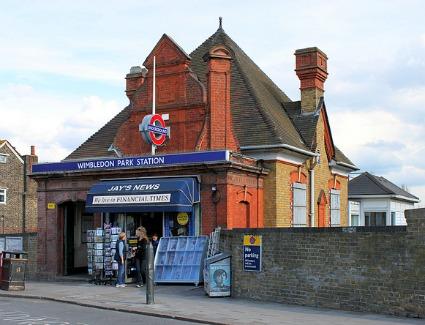 Wimbledon Park Station Address