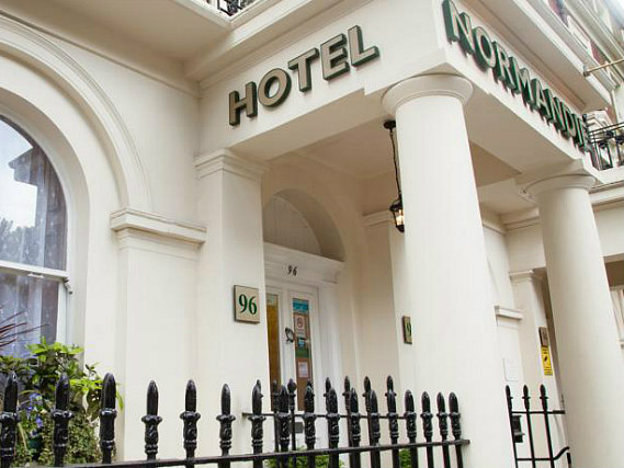 Normandie Hotel London is located close to Hyde Park