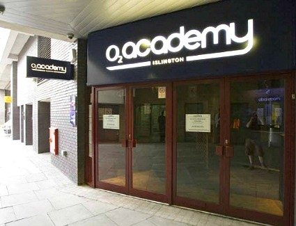 Book a hotel near 02 Academy Islington London
